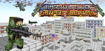How to Download and Play American Block Sniper Survival on PC, for free!