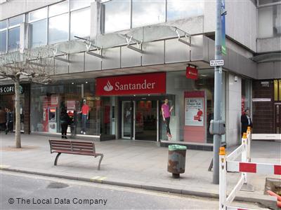 Santander Bank Hammersmith Branch