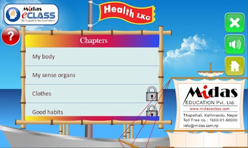 MiDas eCLASS LKG Health Demo screenshot 6