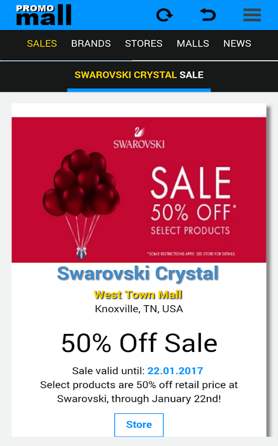 Promo Mall USA- screenshot