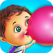 Bubble Gum Factory Chef Mania - Food Maker Game