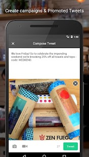 Flightly for Twitter Ads- screenshot thumbnail