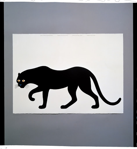 The Nature Series. No. 4: the panther