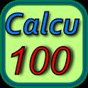 Calcu100 icon
