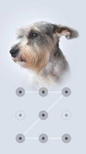 AppLock Theme Pet Dog - náhled