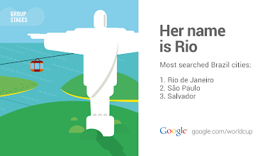 Photo: Her name is Rio #GoogleTrends