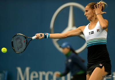 Les lauréates des tournois WTA de Lugano et de Bogota sont connues