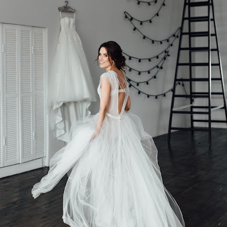 Wedding photographer Anastasiya Tokmakova (antokmakova). Photo of 03.01.2018