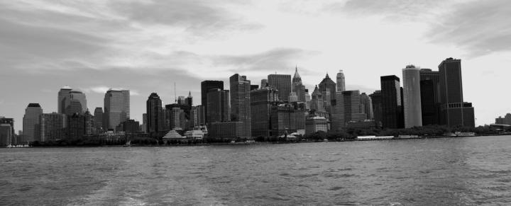 New York Skyline di nunass