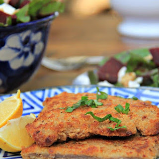 How to Make Uruguay's Golden Veal Milanesa