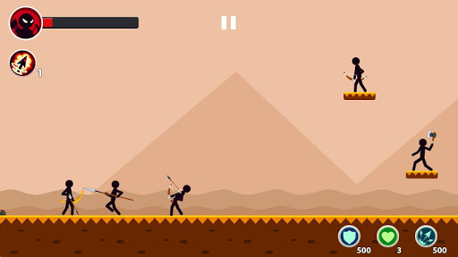 Stickman Archery Master - Archer Puzzle apkdebit screenshots 3