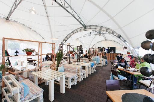 шатер для свадьбы в «#proСчастье»  2