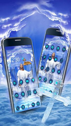 Jesus God Lord Theme screenshot 2