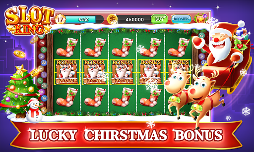 Slot Machines - Free Vegas Slots Casino apkpoly screenshots 4