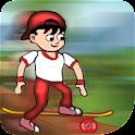 Skater Boy Run icon