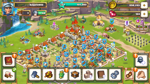 Empire: Age of Knights - Fantasy MMO Strategy Game 2.5.8566 screenshots 5