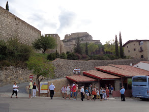 Photo: Tourist info centre, Morella