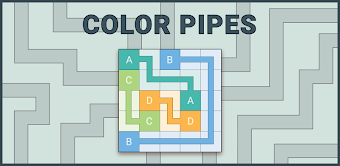 Color Pipes (Numberlink)