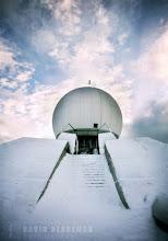Photo: Grand Ballon radar, France