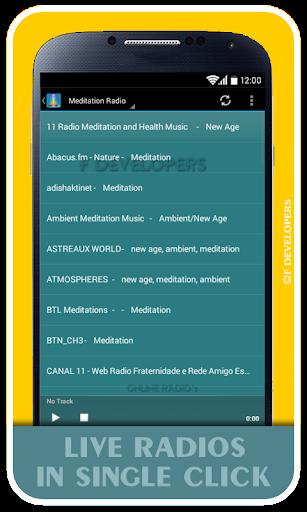 Meditation Radio - Live Radios