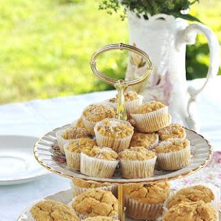 Gluten Free Maple-Coconut Veggie Patch Muffins