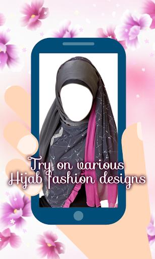 Hijab New Fashion Wear Montage