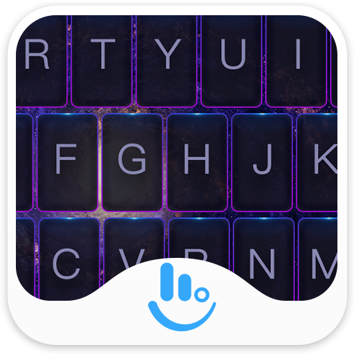 Elegant FREE Keyboard Theme