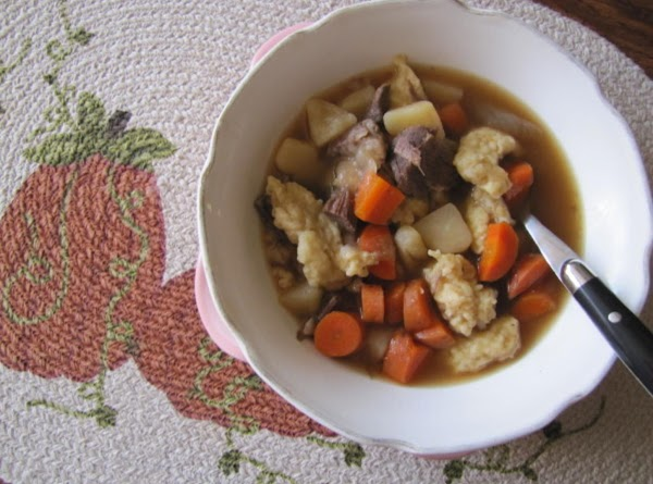 Oh, The Nuisance Of Left-overs, But Wonderful: Rivel Soup Recipe