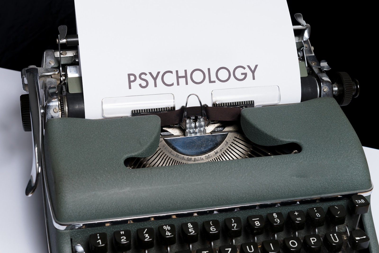 17+ types of psychology (a short presentation)