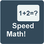 Speed Math 2018 - Ad free Icon