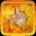 Orange Live Wallpaper icon