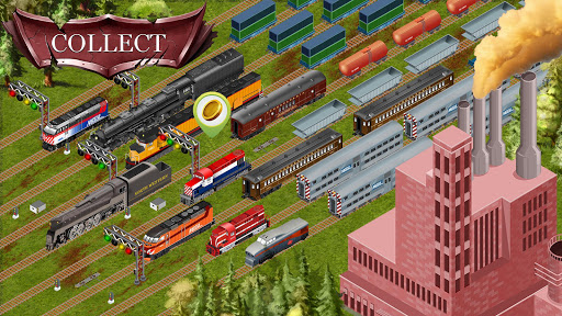 Chicago Train - Idle Transport Tycoon android2mod screenshots 2