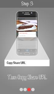 Instasave downloader screenshot