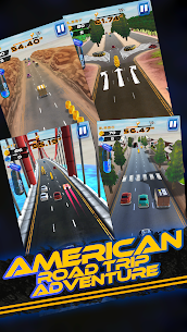 Furious Road Trip MOD APK 1.0.0 [Unlimited Money] 3