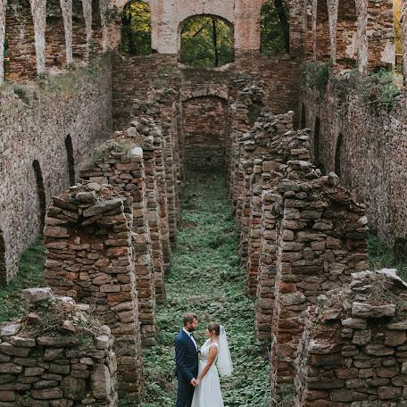 Wedding photographer Slav Paula (gonciarz). Photo of 20.10.2017