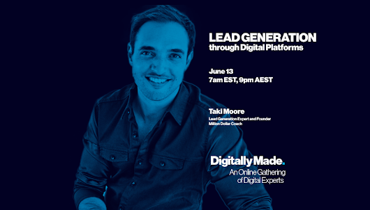 Lead Generation through Digital Platform