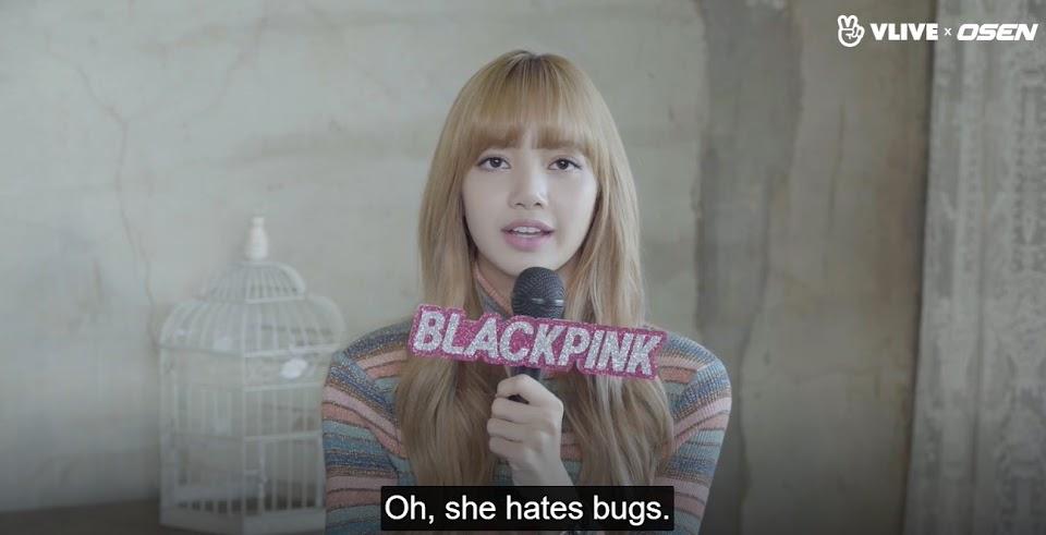 rose hates bugs