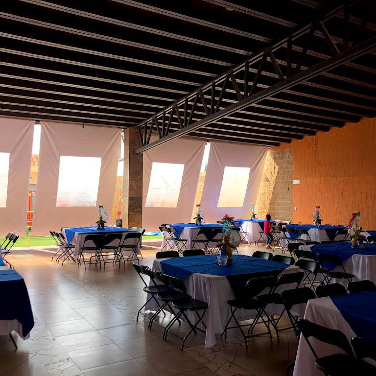 Terraza Vallarta Salón De Banquetes En Aguascalientes