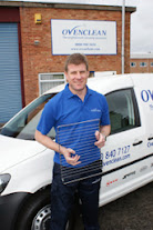 John Hicks of Ovenclean