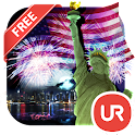 UR 3D Statue of Liberty Theme