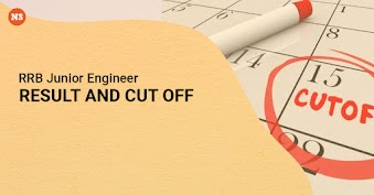 RRB Junior Engineer Result and Cut off