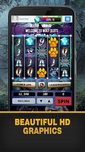 Wolf Slots | Slot Machine 4.3.0 screenshots 9
