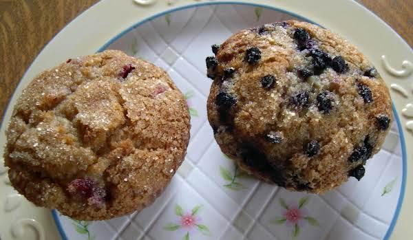 Fruit Buttermilk Muffins