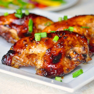 Honey Soy Chicken Breasts.