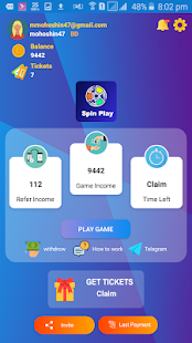 Download Spin Play free Game APK