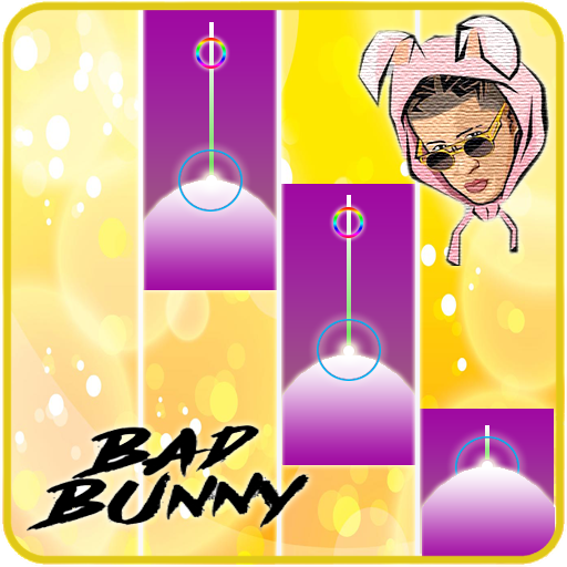 Icon for Bad Bunny Piano Game