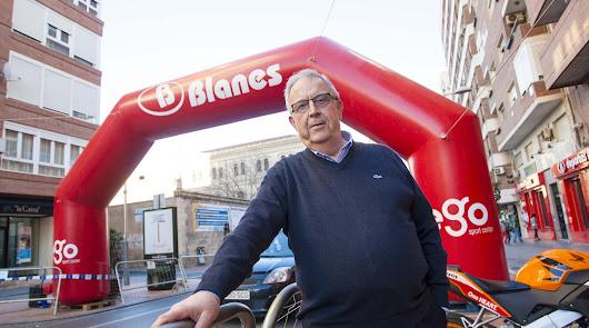 El Ayuntamiento vestirá de oro a Guillermo Blanes