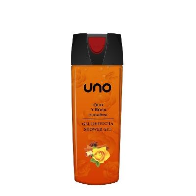 jabon liquido uno oud/rose 300ml