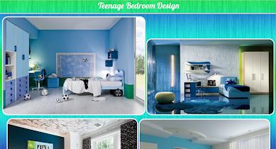 Teenage Bedroom Design Ideas - screenshot thumbnail 09