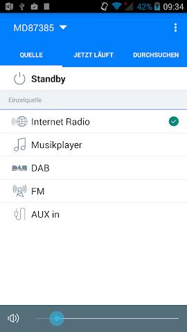 android MEDION LifeStream II Screenshot 0